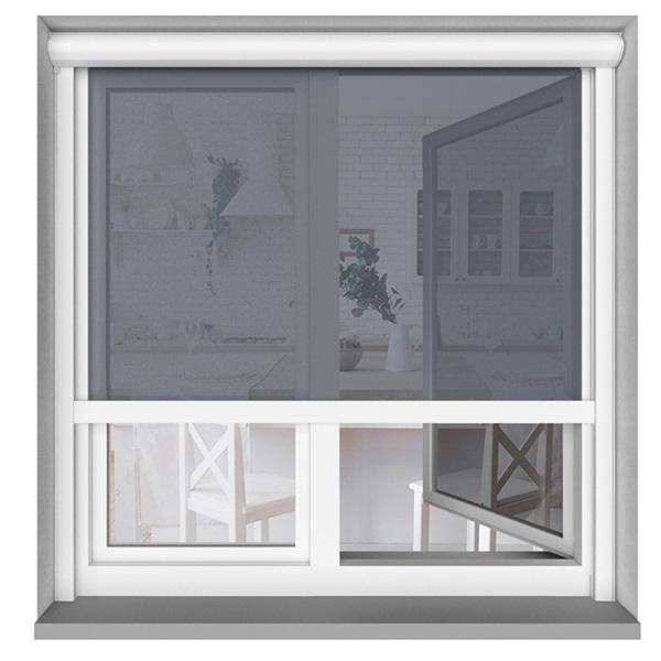 Screen zewnętrzny / Markiza pionowa z prowadnicami