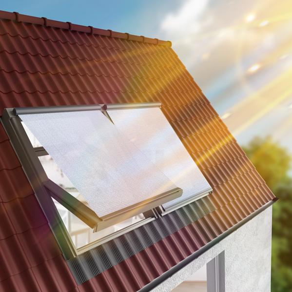 Markiza do okien dachowych